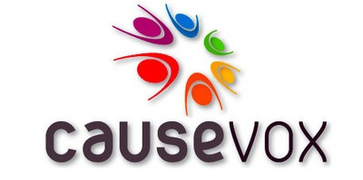 causevox fundraising websites
