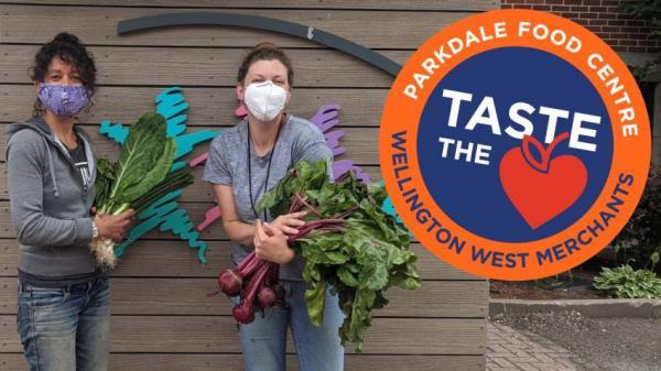 TASTE THE LOVE 2021: Parkdale Food Centre Campaign