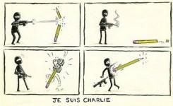 Charlie Hebdo crowdfudning