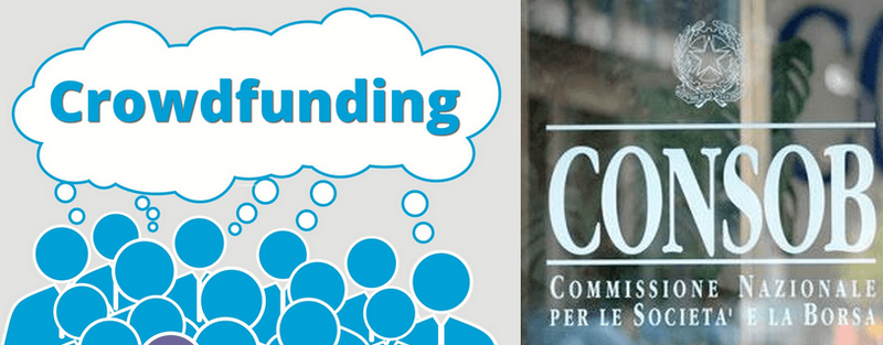 Modifiche al regolamento consob su equity crowdfunding