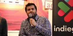 Slava Rubin CEO Indiegogo crowdfunding