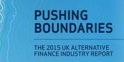 UK crescita finanza alternativa 2015