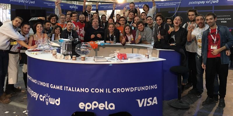 Postepay crowd due anni di reward crowdfunding