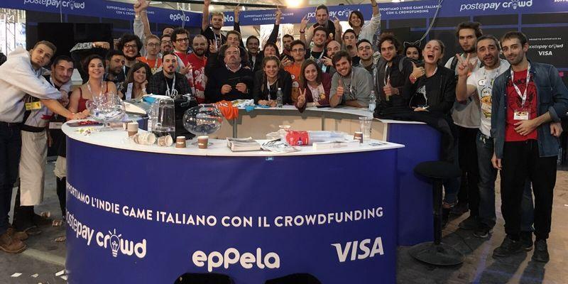 Postepay crowd due anni di reward crowdfunding