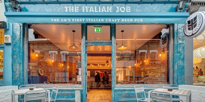 Pub Italiano in UK equity crowdfunding
