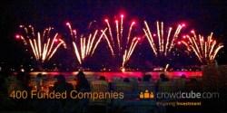Crowdcube finanzia 400 imprese con equity crowdfunding