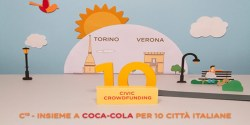 Coca-cola DeRev crowdfunding civico