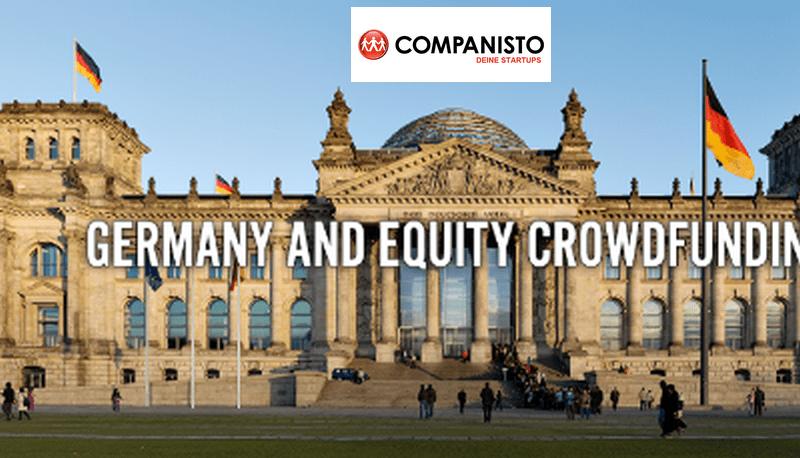 Regolamento germania equity Crowdfunding opportunità italia