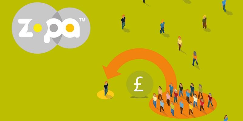 Zopa p2p lending cartolarizzazione prestiti al consumo