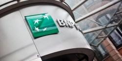 BNP Pariibas blockchain crowdfunding