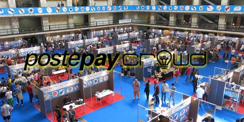 PostePayCrowd maker faire roma marketing e crowdfunding