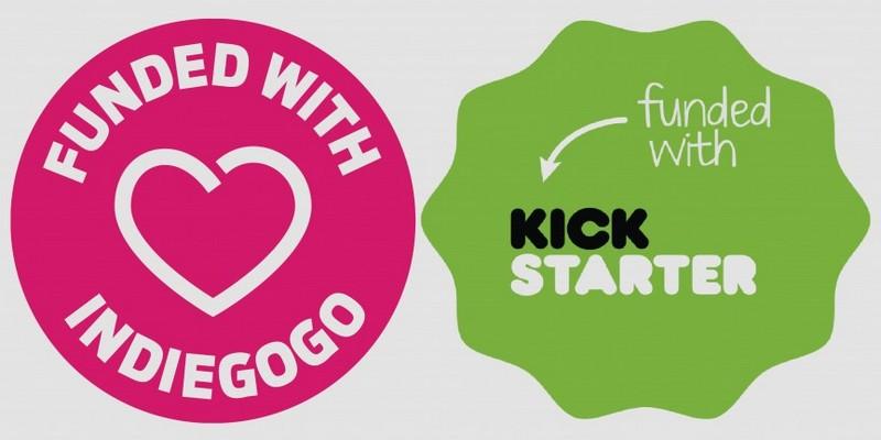 Kickstarter o Indiegogo per reward crowdfunding