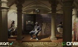Orwell equity crowdfunding su Opstart realtà virtuale