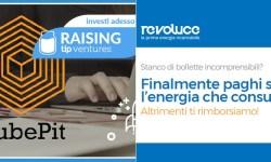 Cubepit e Revoluce equity crowdfunding su TipVentures e Muumlab