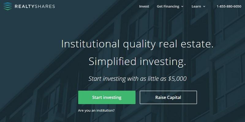 Piattaforma USA di crowdfunding immobiliare finanziata dai fondi per 28 milioni