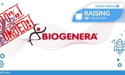 Biogenera biotech equiity crowdfunding di successo su TipVentures