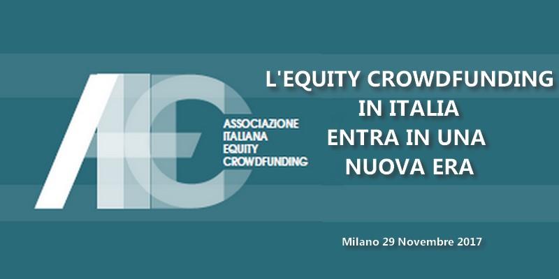 1° Convegno nazionale AIEC: l'equity crowdfunding italiano entra in una nuova era