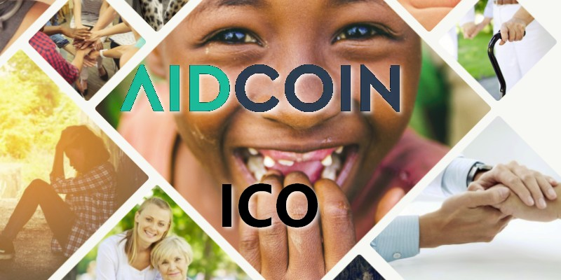 AidCoin ICO milionaria italiana