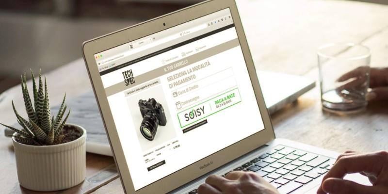 Soisy p2p lending per acquisti rateali su eCommerce