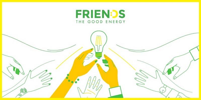 Friends overfunding in 24h equity crowdfunding su Opstart