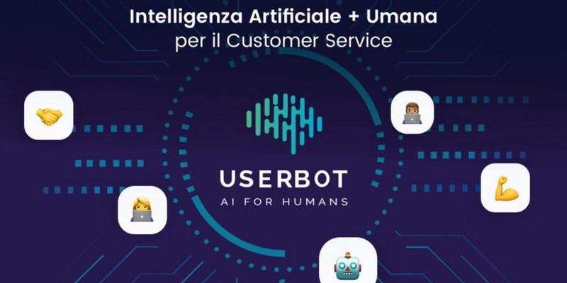 Userbot campagna equity crowdfunding su crowdfundme