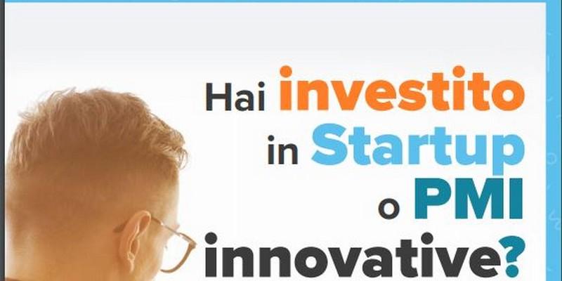 Una guida ai benefici fiscali sugli investimenti in startup e PMI innovative pubblicata da Crowdfundme