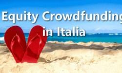 Equity Crowdfunding italiano non va in vacanza nel 2018
