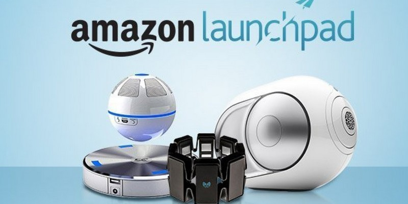 Amazon launchpad anche in Italia