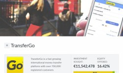 TransferGo raccoglie 11 milioni su Seedrs
