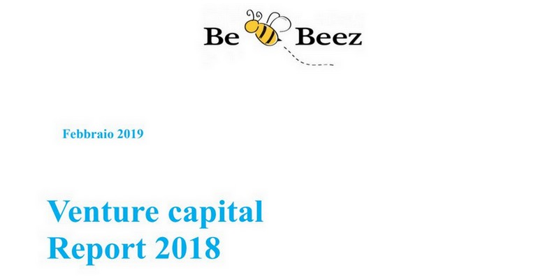 BeBeez Report Venture Capital in Italia 2018