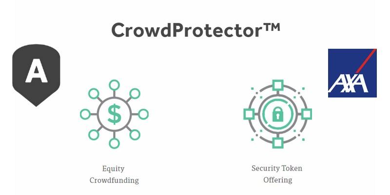 Startup insurtech lancia con AXA una copertura assicurativa per chi investe in equity crowdfunding e STO