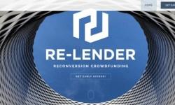 Re-lender nuova piattaforma lending crowdfunding immobiliare