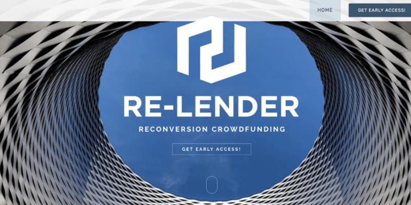 Nasce RE-Lender, la prima piattaforma di real-estate lending crowdfunding dedicata alle riconversioni