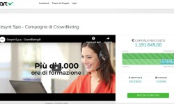 Cesynt iSkilled raccoglie 1 milione con equity crowdfunding
