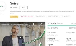 Soisy raccoglie 2 milioni nel secondo round equity crowdfunding