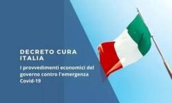 Decreto Cura Italia per le imprese