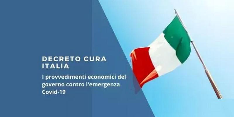 """Ecco le misure a favore delle imprese previste dal decreto """"Cura Italia"""" pubblicato in Gazzetta Ufficiale"""