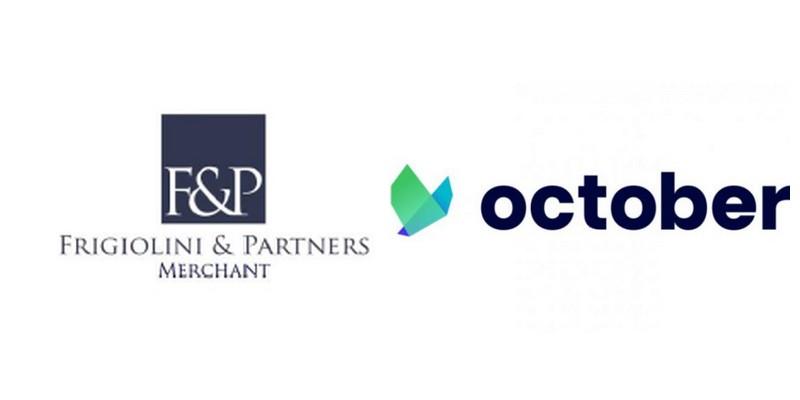 Frigiolini&Partners e October partnership