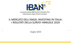 Business Angel italiani investono 53 milioni in startup nel 2019