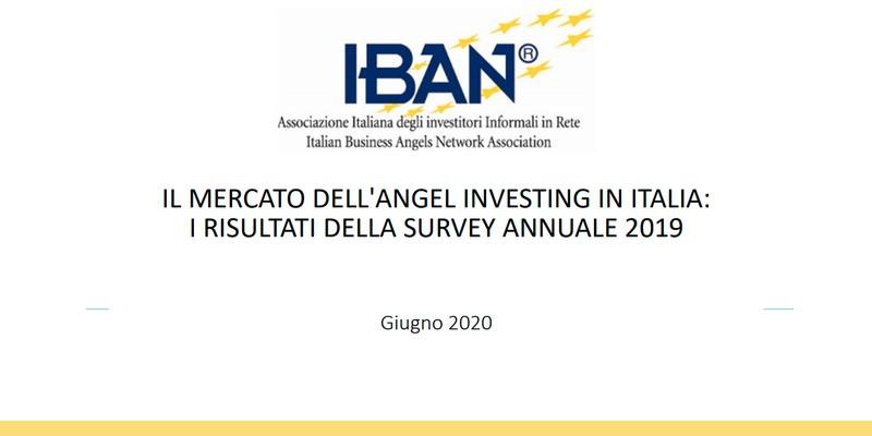 Business Angel italiani investono 53 milioni in startup nel 2019