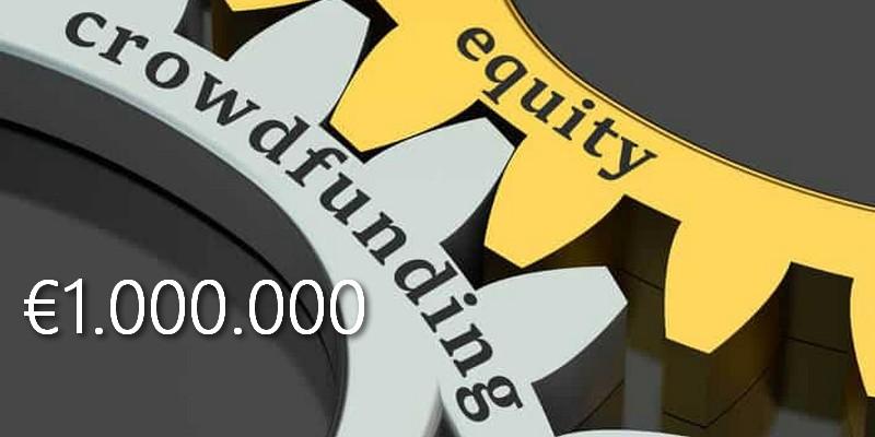 Tre campagne di equity crowdfunding chiudono con una raccolta superiore al milione di euro
