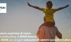 BPER Banca cofinanzia 5 progetti su Produzioni dal Basso