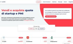Backtowork lancia bacheca annunci per scmbio quote equity crowdfunding
