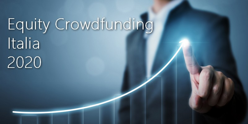 Raccolta record equity crowdfunding Italia 2020