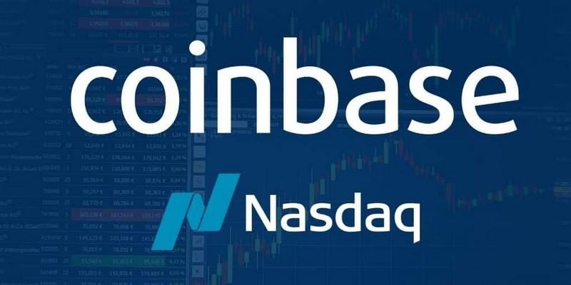 Coinbase sbarca al Nasdaq con una valutazione 100 miliardi