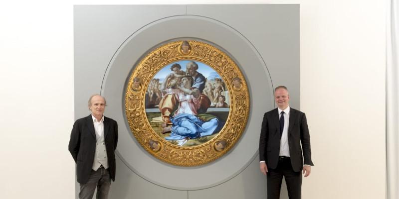 Galleria Uffizi NFT Michelangelo