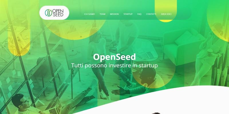 L'acceleratore Open Seed sigla una partnership e va in overfunding su CrowdFundMe