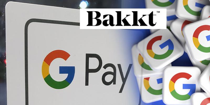 L'exchange USA Bakkt sigla una partnership con Google per i pagamenti con Google Pay