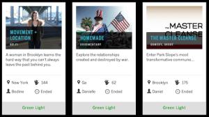 Seed&Spark Greenlight Films