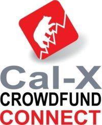 CAL-X CROWDFUND CONNECT LOGO